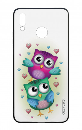 Huawei P Smart Plus WHT Two-Component Cover - New Double Owl