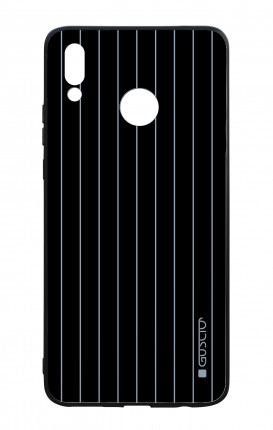 Cover Bicomponente Huawei P Smart PLUS - Righe Classiche