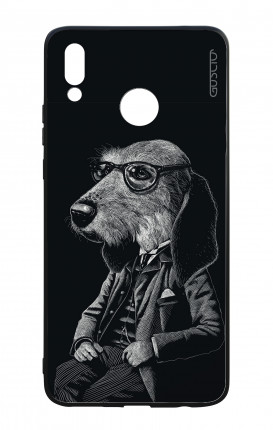 Huawei P Smart Plus WHT Two-Component Cover - Elegant Dogstyle