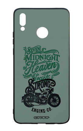 Cover Bicomponente Huawei P Smart PLUS - Strong Engine