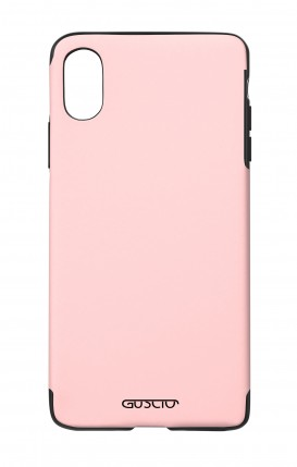 Cover Skin Feeling Apple iphone X/XS PNK - Logo