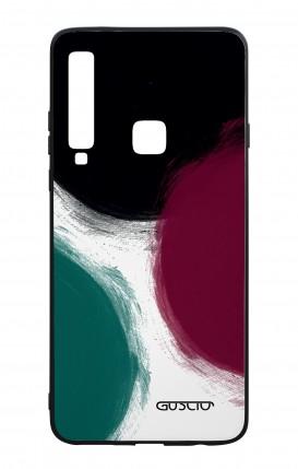 Cover Bicomponente Samsung A9 2018 - Grandi pois
