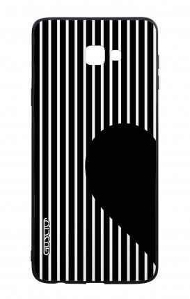 Samsung J4 Plus WHT Two-Component Cover - Left Heart &...