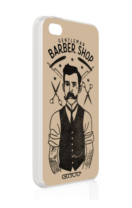 Cover Apple iPhone 4/4S - The Barber