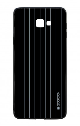 Samsung J4 Plus WHT Two-Component Cover - Classic Stripes