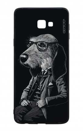 Samsung J4 Plus WHT Two-Component Cover - Elegant Dogstyle