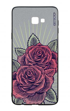 Cover Bicomponente Samsung J4 Plus - rose