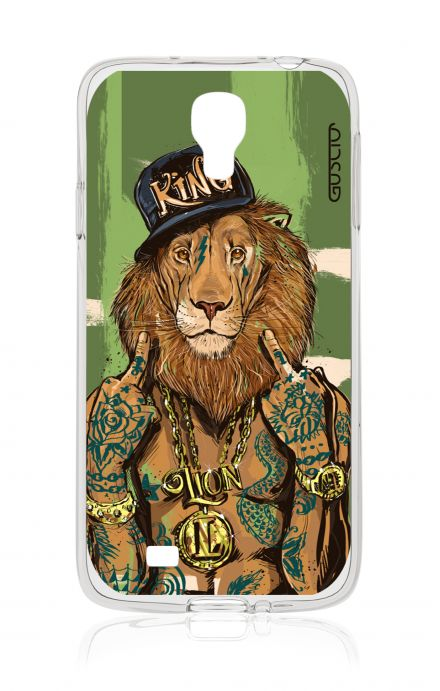 Cover Samsung Galaxy S4 - Lion King