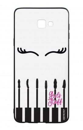 Cover Bicomponente Samsung J4 Plus - Mascara Roba da ragazze