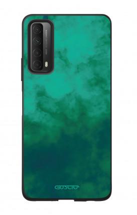Cover Bicomponente Huawei P Smart 2021 - Emerald Cloud