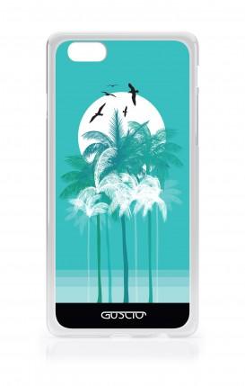 Cover Samsung Galaxy J5 - Bandiera americana e fiori