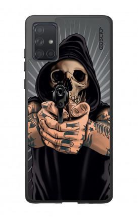 Cover Bicomponente Samsung A71 - Mani in alto