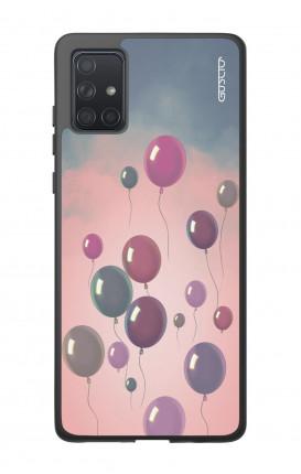 Cover Bicomponente Samsung A71 - Palloncini liberi