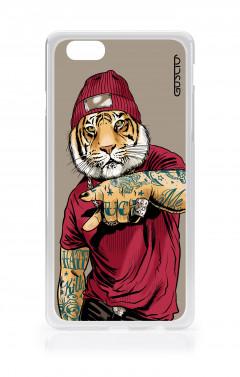 Cover Samsung Galaxy S3 mini - Tigre hip hop