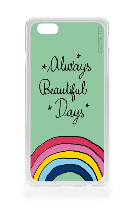 Cover Apple iPhone 7/8 - Always beautiful days