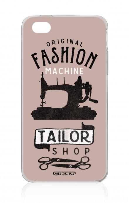 Cover Apple iPhone 4/4S - Fashion Machine
