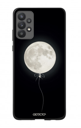 Samsung A32 4G Two-Component Cover - Moon Balloon