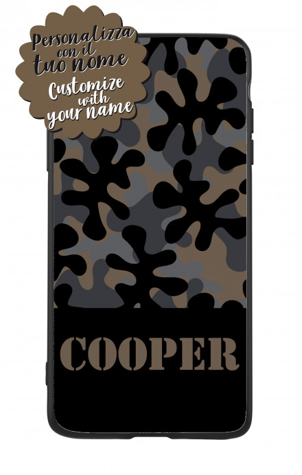 Apple iPhone 7/8 Plus White Two-Component Cover - Nome COOPER