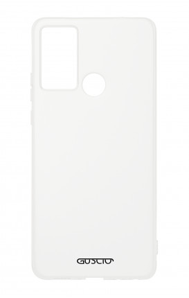 Cover Crystal Oppo A53/53s Trasparente 2mm - Logo