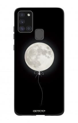 Case Bicomponente Samsung A21s - Palloncino lunare