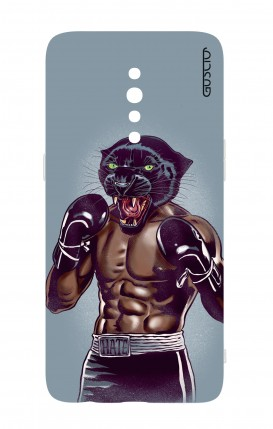 Cover Oppo Reno Z - Boxing Panther