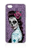 Cover Apple iPhone 4/4S - Mexican Lady