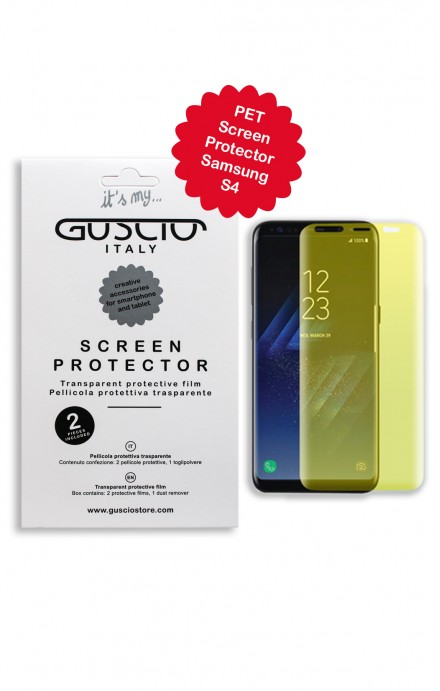 Screen Protector Samsung S4 - Neutro
