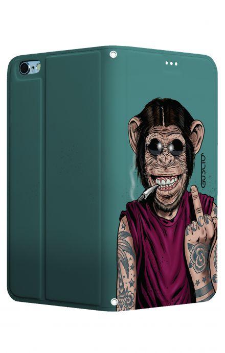 STAND Apple iPhone7/8 - Monkey's always Happy