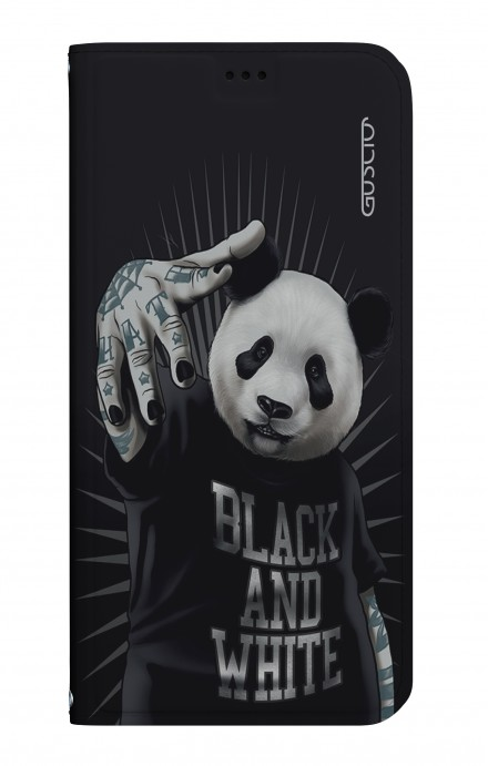 Cover STAND Apple iPhone7/8 - Panda rap