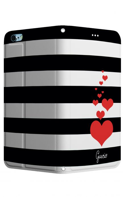 Cover STAND Apple iPhone7/8 - Loving Stripes