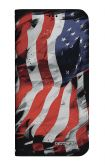 Cover STAND Apple iPhone7/8 - Bandiera americana