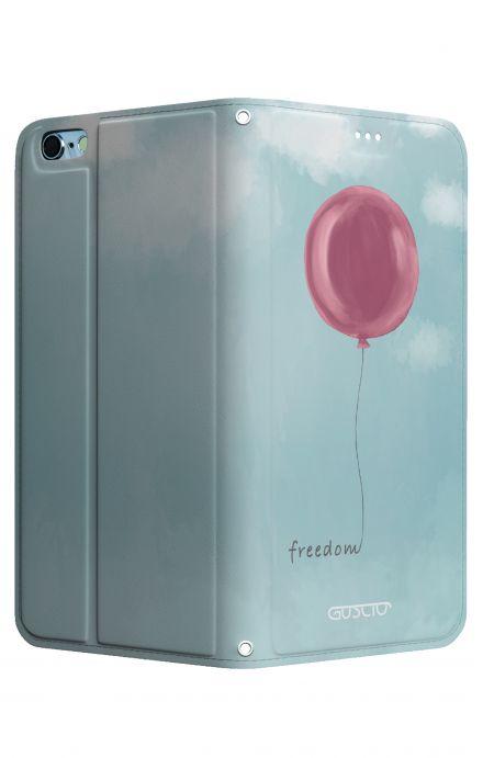Cover STAND Apple iPhone7/8 - palloncino della libertà