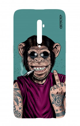 Cover Oppo Reno 2Z - Monkey's always Happy