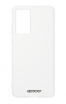 Cover Crystal Samsung A71 - Logo