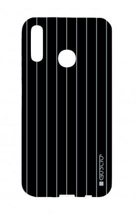 Cover Samsung Galaxy S3 mini - Margherita bianco e nero