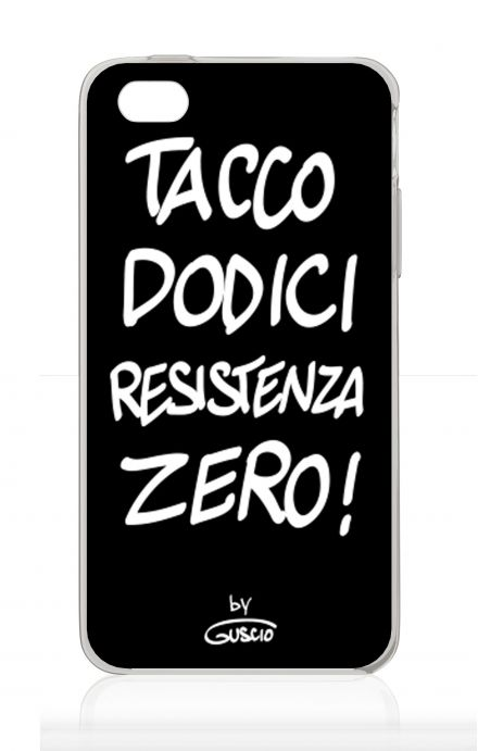 Cover Apple iPhone 4/4S - Tacco 12