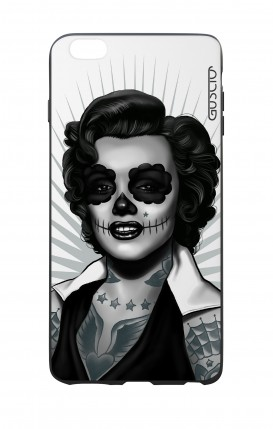 Apple iPhone 6 PLUS WHT Two-Component Cover - WHT Marilyn Calavera