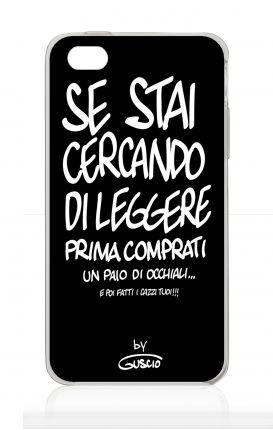 Cover Apple iPhone 4/4S - Fatti i Cazzi Tuoi