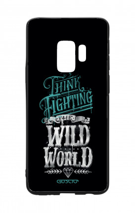 Cover Bicomponente Samsung S9Plus  - Wild World