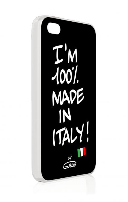Cover Apple iPhone 4/4S - 100% Made in Italy