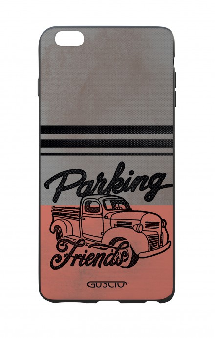 Cover Bicomponente Apple iPhone 6 Plus - Parking Friends