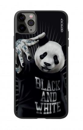 Cover Bicomponente Apple iPhone 11 PRO MAX - Tigre neon