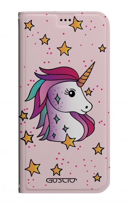 STAND Apple iPhone7/8 - Pink Star Unicorn