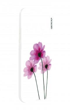 Cover Samsung Galaxy S5 mini - Ancora e fiori