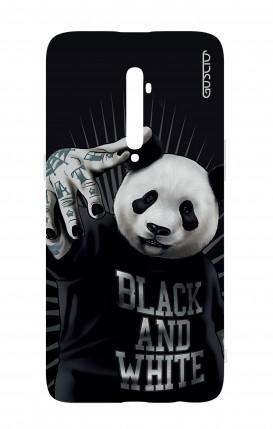 Cover Oppo Reno 2Z - B&W Panda