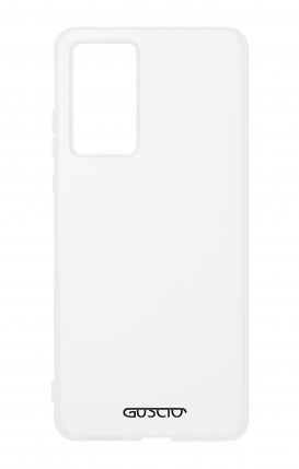 Cover Crystal TPU Samsung S20 Plus - Logo