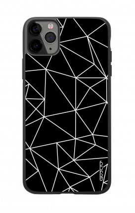 Apple iPhone 11 PRO Two-Component Cover  - Geometric Abstract