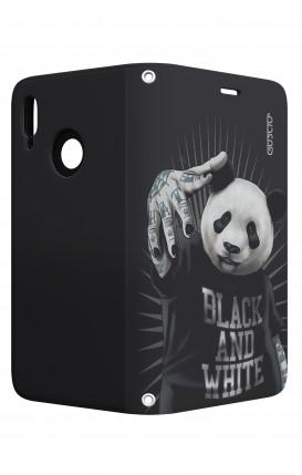 Case STAND VStyle Huawei P30 Lite - B&W Panda