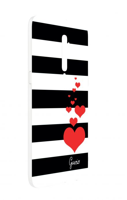 Cover LG Optimus G2 - Loving Stripes