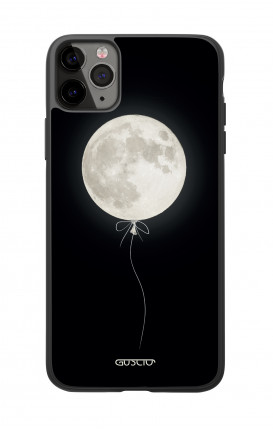 Apple iPhone 11 PRO Two-Component Cover  - Moon Balloon